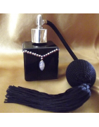 Vaporisateur de parfum décoration artisanale CRISTAL CZECH