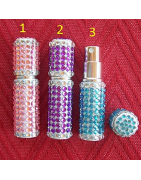 Catégorie Vaporisateur de parfum de sac - Au Pays des Senteurs :