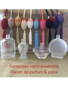 Vaporisateurs de parfum personnalisables