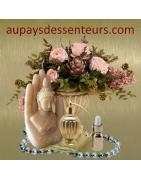 Catégorie Accueil - Au Pays des Senteurs : Entonnoir fleur pour vaporisateur de parfum , Entonnoir en plastique noir pour Vap...