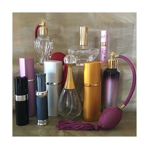 Vaporisateur de parfum - Au pays des senteurs