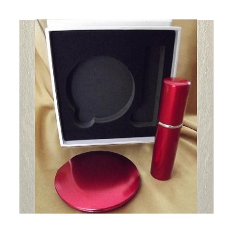 Ensembles vaporisateur de parfum +  miroir|aupaysdessenteurs.com