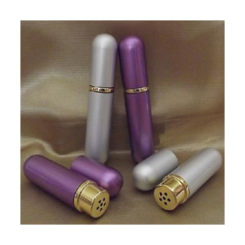 Inhalateurs de poche métal  sticks de poches|aupaysdessenteurs.com
