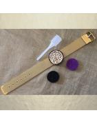 Bracelet, Bijoux Diffuseur de parfum Cristal de Swarovski