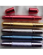 Vaporisateurs de parfum en métal