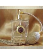 vaporisateurs de parfum d coration artisanale cristal de swarovski. Black Bedroom Furniture Sets. Home Design Ideas