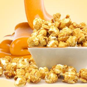 Huile aromatique senteur popcorn caramel